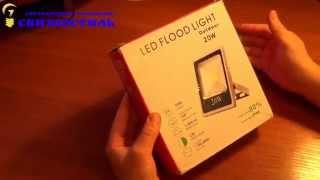 Светодиодный прожектор 20 Ватт.(Характеристики Тип освещения Прожектор Степень защиты IP 65 Дополнительные характеристики Рабочее напряжен..., 2015-07-01T10:18:50.000Z)