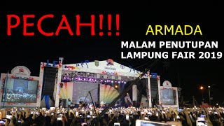 Gambar cover ARMADA-Harusnya aku. Di Malam Penutupan Lampung Fair 2019