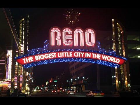 Reno, Nevada + Lake Tahoe, California