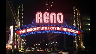 Reno, Nevada + Lake Tahoe, California