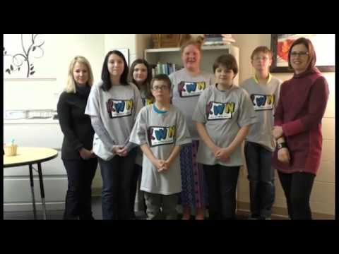 "KWN 2017 NEW VISION AWARD WINNER: ""The Food Group"" by Sheridan Junior High School"