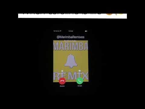 Caroline (Marimba Remix iPhone Ringtone Remix of Amine)