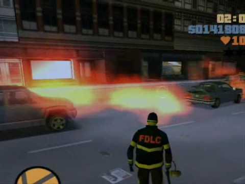 Liberty Jobs - Fireman