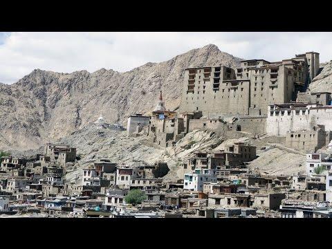 Walking in Leh (Ladakh - India)