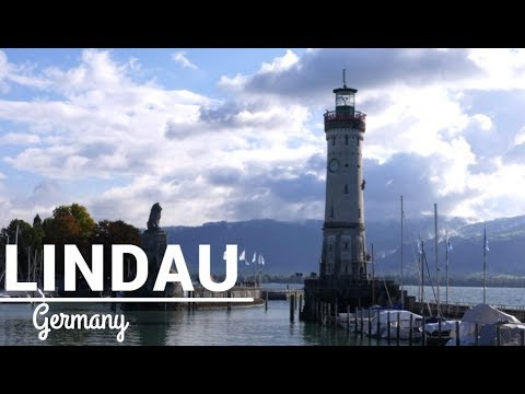 Germany: Exploring Lindau am Bodensee