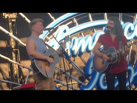 American Idol Season 16 – VIP – All Night Long | Monroe, WA 8.28.18
