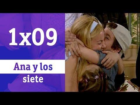 Ana y los siete: 1x09 - La gran ocasión de Ana   RTVE Series