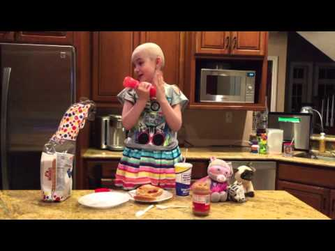"Mrs. Taycat Show - ""Peanut Butter and Jelly Time"" Episode 1 2016"