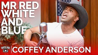 Coffey Anderson - Mr Red White and Blue (Acoustic) // Country Rebel HQ Session