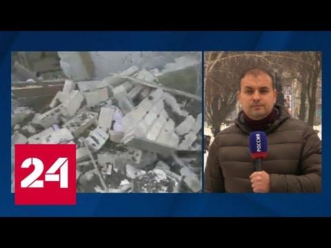 ЛНР: в Донбасс