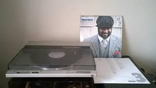 Gregory Porter - Movin' - Liquid Spirit Vinyl LP Record - Technics SL-DL1 Turntable