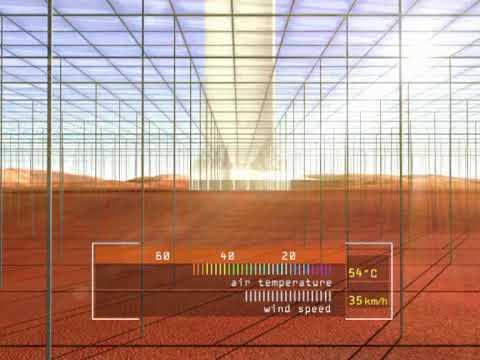 Solar Updraft Tower SBS Short - YouTube