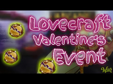 Opening 50 Gold Lovecraft Chest / Lovecraft Valentine's Event - Arcane Legends