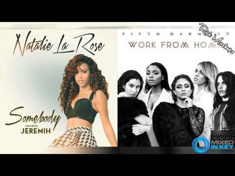 Somebody From Home - Natalie La Rose & Fifth Harmony (Mashup)