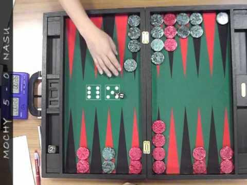 SAPPORO OPEN 2010 - 3 - backgammon バックギャモン