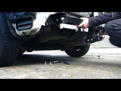 volkswagen caddy tow bar fitting YouTube