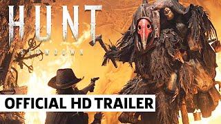 Hunt: Showdown - Scrapbeak New Boss Reveal Trailer