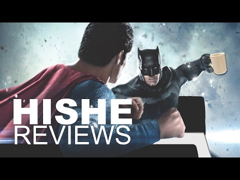 Batman v Superman - HISHE Review (SPOILERS)