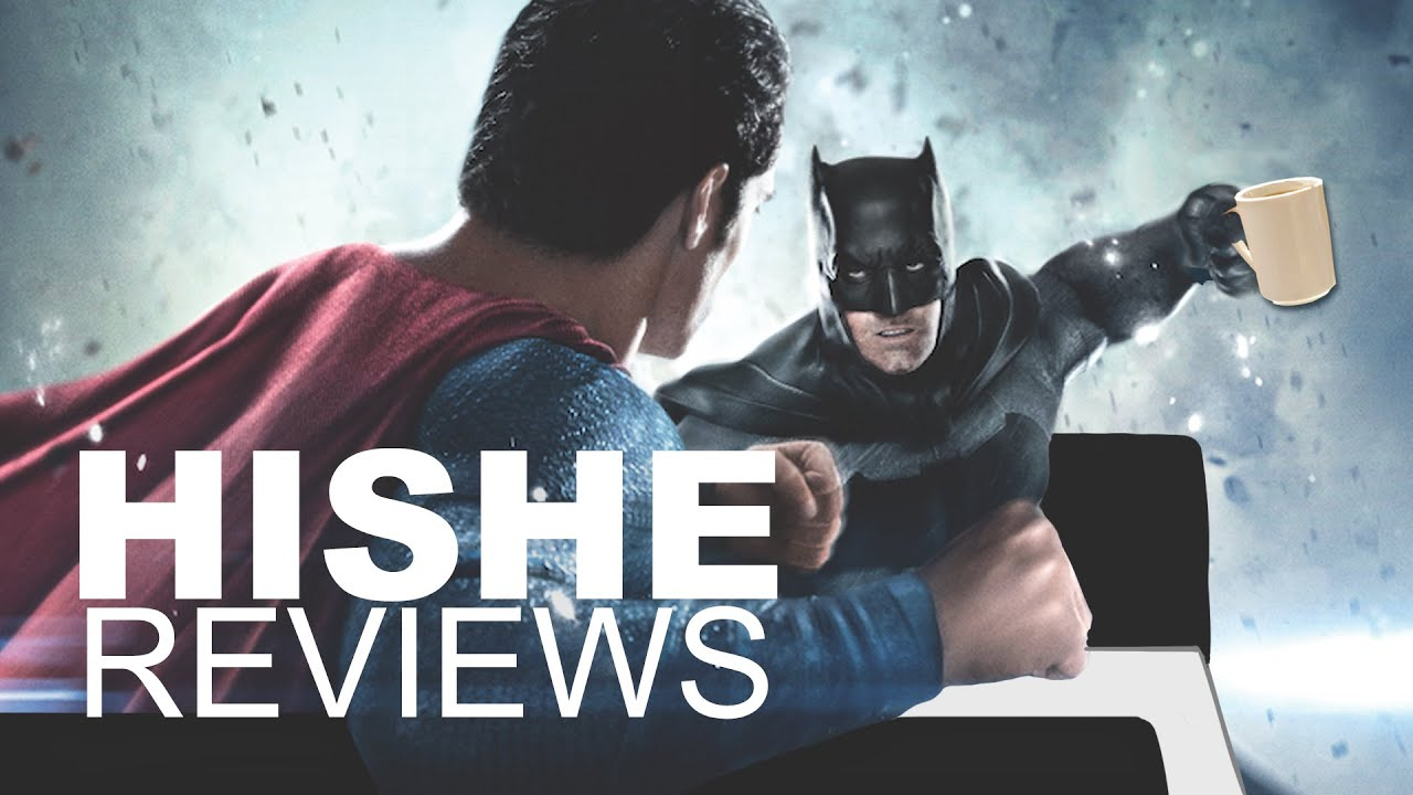batman  superman hishe review spoilers youtube