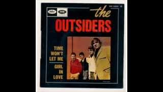 THE OUTSIDERS - TIME WON'T LET ME - GIRL IN LOVE