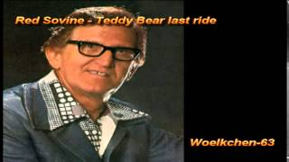 Red Sovine - Teddy Bear last ride
