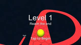 Twisty Road Levels 1-10