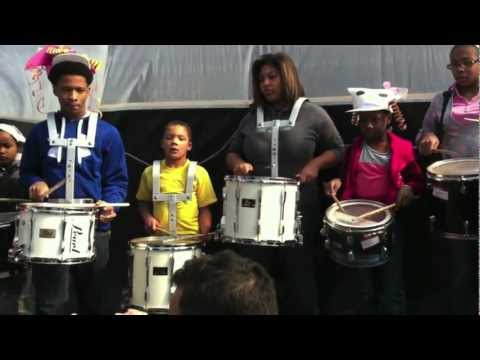 901 Arts Drummers, Baltimore