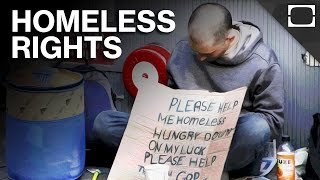 What Rights Do the Homeless Have?