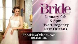 Bride New Orleans Jan 9 2013 Bridal Showcase