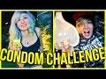 CONDOM CHALLENGE with RobbyEpicsauce!