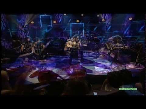 "KISS""Unplugged "" Hard Luck Woman"