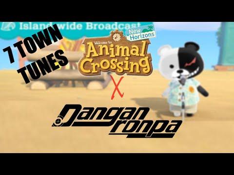 DANGANRONPA Town Tunes - Animal Crossing New Horizons