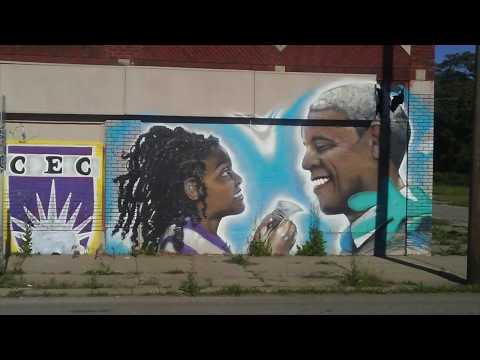 Flint, Michigan Street Art part 2