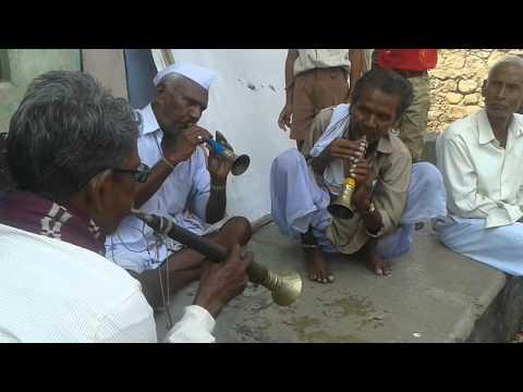 Sambal & sanai  in Hated village.