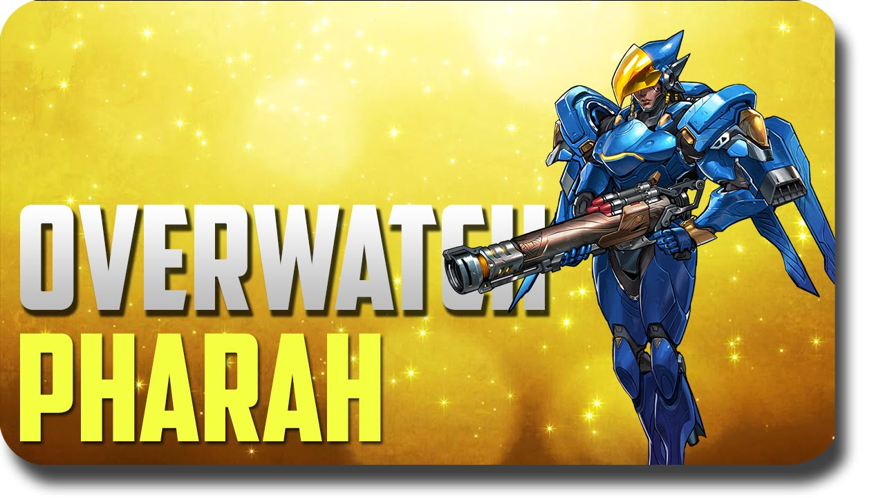 how to play an effective pharah overwatch