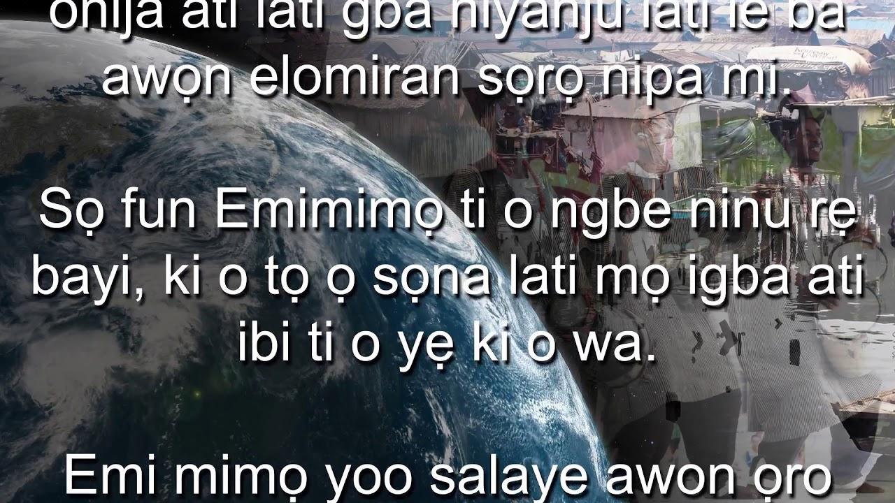 """Download (Yoruba/ Nigerian 4 of 4) CHINA ATI AWON ORILE-EDE YOKU """"Ẹ WA BAYI APA KERIN.""""IKỌJA ANFANI!"""