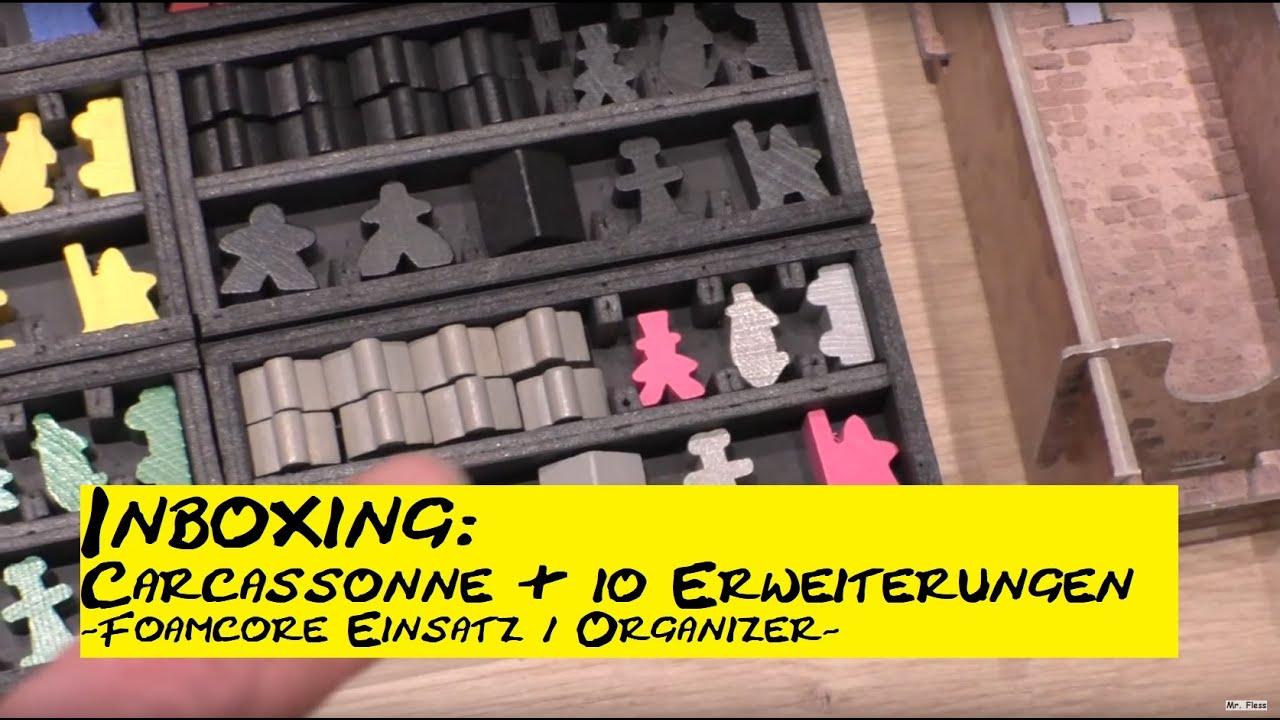 Carcassonne 10 Erweiterung