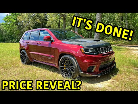 The End Of The Jeep Trackhawk!!!