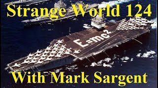 Flat Earth Convention 3 week countdown - SW124 - Mark Sargent ✅