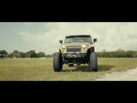 Bruiser Conversions Jeep - JK CREW(SEMA BUILD) | 4K