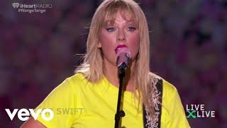 Taylor Swift-Delicate (Acustic) iHeartRadio 2019
