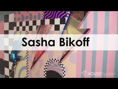 Kips Bay Decorator Show House 2018: Sasha Bikoff talks about her colorful and fun staircase design