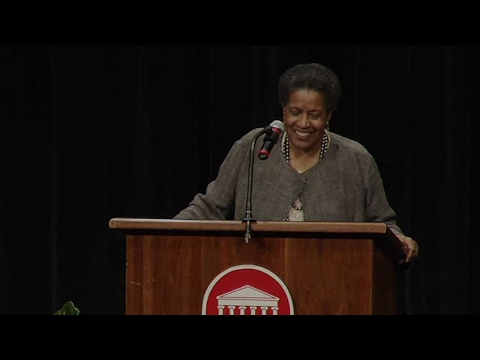 Myrlie Evers-Williams Keynote Speaker at 50 Years of Integration Event - Like