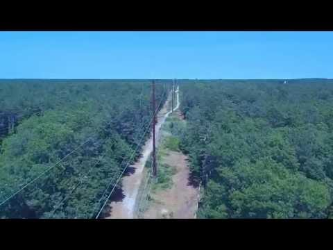 Drone high tension wire, powerline utility, transformer inspection