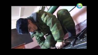 Офицеры 201 военной базы готовят специалистов в Таджикистане