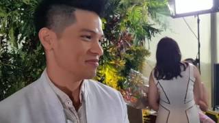 Vin Abrenica wants to spoil his nephew/niece from Aljur-Kylie