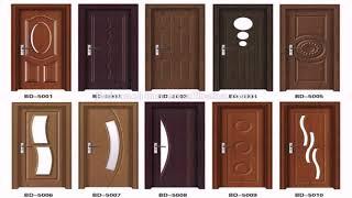 Indian Wood Door Designs