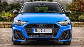 2018 Audi A1 drive | footage
