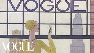 Sarah Jessica Parker Narrates the 1920s in Vogue    Vogue by the Decade