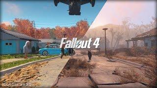 Небольшой обзор игры Fallout 4